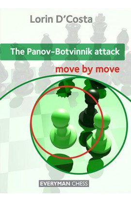 E-BOOK The Panov-Botvinnik Attack - Move by Move