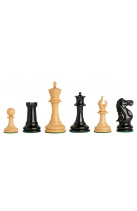 "The Paulsen Series Luxury Chess Pieces - 4.4"" King"