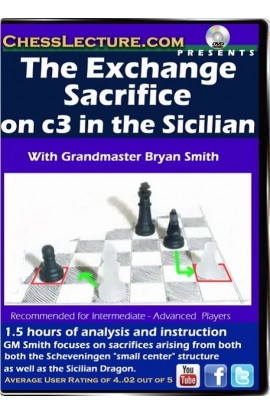 The Exchange Sacrifice on c3 in the Sicilian Front