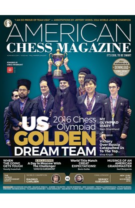 AMERICAN CHESS MAGAZINE Issue no.1
