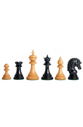 "The Modena Series Luxury Chess Pieces - 4.4"" King"