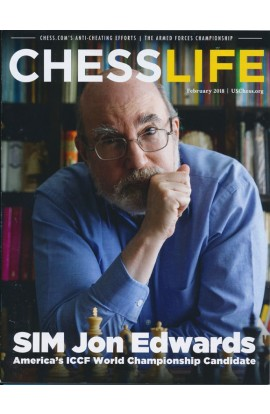 Chess Life Magazine - February 2018 Issue