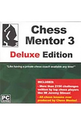 Chess Mentor 3 - DELUXE Edition