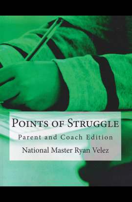Points of Struggle - Parent and Coach Edition