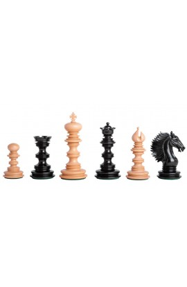 """CLEARANCE - The Vittoria Series Artisan Chess Pieces - 4.4"""" King"""