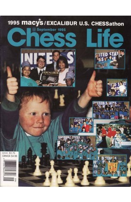 CLEARANCE - Chess Life Magazine - September 1995 Issue