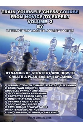 E-DVD FOXY OPENINGS - VOLUME 86 - Dynamics of Strategy and How to Create a Plan