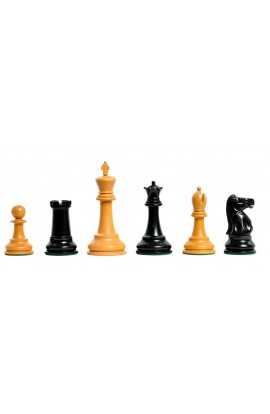 "The Broadbent Series Timeless Luxury Chess Pieces - 4.4"" King"