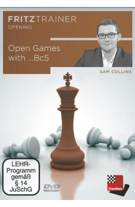 Open Games with ...Bc5 - Sam Collins