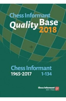 Chess Informant Quality Base 2018