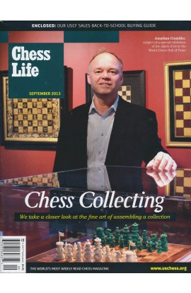 CLEARANCE - Chess Life Magazine - September 2013 Issue