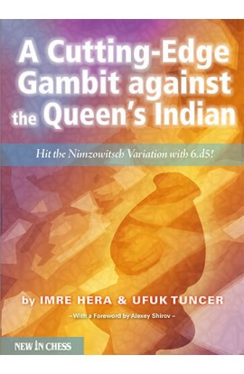 SHOPWORN - A Cutting-Edge Gambit against the Queen's Indian