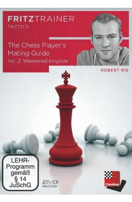 The Chess Player's Mating Guide - Weakened Kingside - Robert Ris - Vol. 2