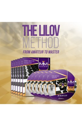 E-DVD - MASTER METHOD - The Lilov Method - IM Valeri Lilov - Over 30 hours of Content!