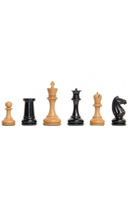 "The Challenger Series Luxury Chess Pieces - 4.4"" King"