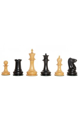 """The Camaratta Collection - The Original Cooke 1849 Series Luxury Chess Pieces - 4.4"""" King - NO COUPONS ALLOWED"""