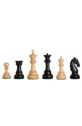"The Livorno Series Luxury Chess Pieces - 4.4"" King"