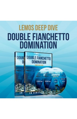 Lemos Deep Dive - #1 - Double Fianchetto Domination - GM Damian Lemos - Over 9 Hours of Content!