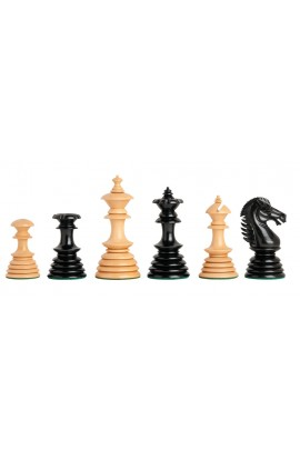 "The Almeria Series Luxury Chess Pieces - 4.4"" King"