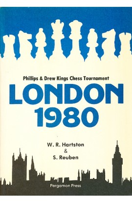 CLEARANCE - London, 1980: Phillips and Drew Kings Chess Tournament