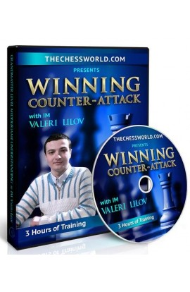 E-DVD Winning with Counter-Attack with IM Valeri Lilov