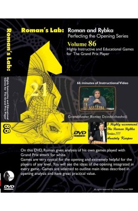 ROMAN'S LAB - VOLUME 86 - Highly Instructive and Educational Games for the Grand Prix Player