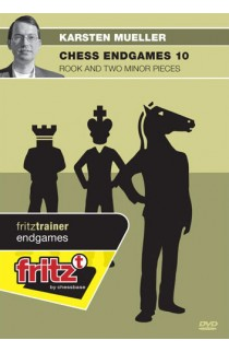 CHESS ENDGAMES - Rook and Two Minor Pieces - Karsten Muller - VOLUME 10
