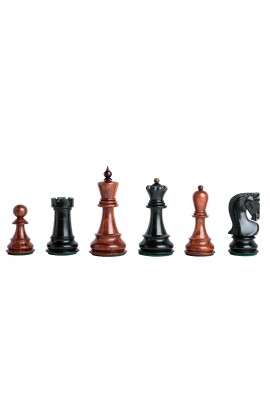 "CLEARANCE SALE - The Zagreb Elite Series Chess Pieces - 3.875"" King"