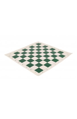 Regulation Vinyl Tournament Chess Board - Larger Square Sizes