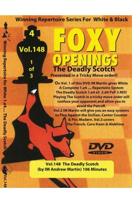 FOXY OPENINGS - VOLUME 148 - The Deadly Scotch