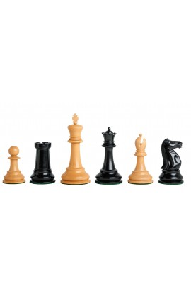 "The Broadbent Series Luxury Chess Pieces - 4.4"" King"