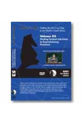 E-DVD ROMAN'S LAB - VOLUME 52 - Finding Tactical Solutions in Overwhelming Positions