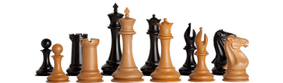 Staunton Chess Pieces 2