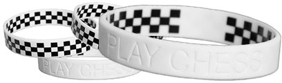 Chess Wrist Bands