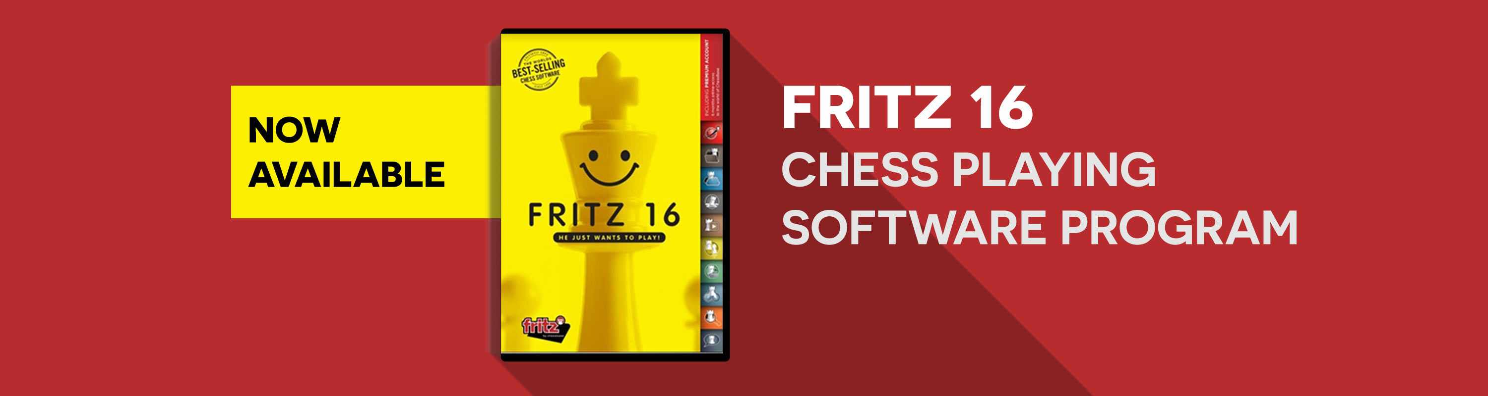 Fritz 16 is Now available!