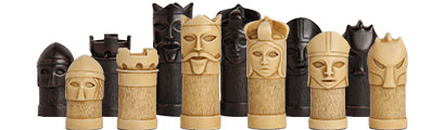 Themed Chess Pieces 2